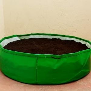 HDPE Grow Bag 24 x 6 Inch