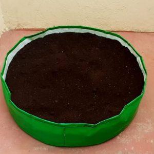 HDPE Grow Bag 24x6 Inch