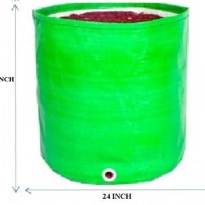 HDPE Grow Bag 24x24 Inch