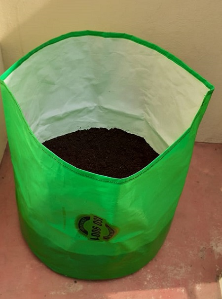 24x24 HDPE Grow Bag