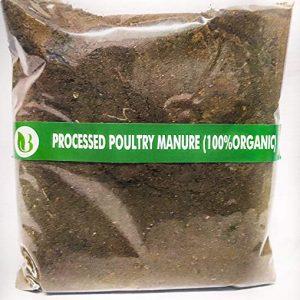 Processed Poultry Manure / Fertilizer (100% Organic)