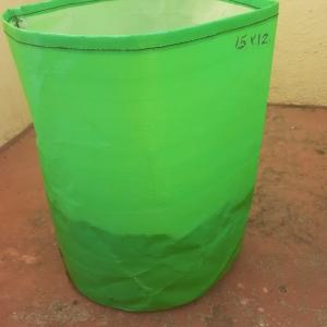 HDPE Grow Bag 15x12 Inch