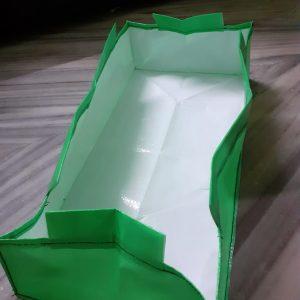 HDPE Grow Bag 24x12x12 Inch (Rectangular)