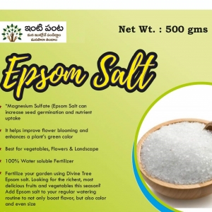 Epsom Salt for Plants
